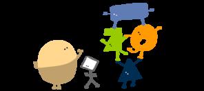 Social Media Integration Charakter