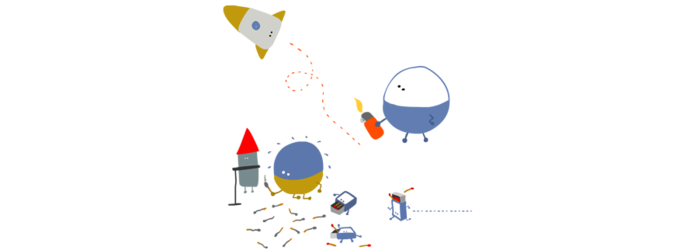 Open Source Development Charakter