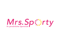 Mrs.Sporty Logo